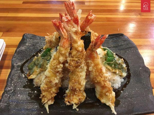 Like Japan 山梨Plan 8 天婦羅名店 即叫即炸 超巨型天婦羅丼飯