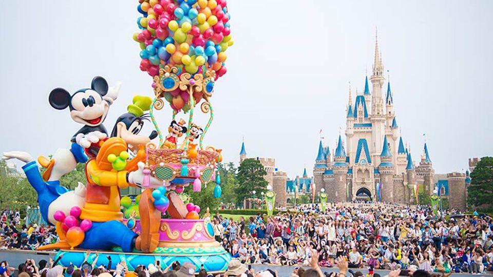 各位公主準備!東京迪士尼年票大減價!