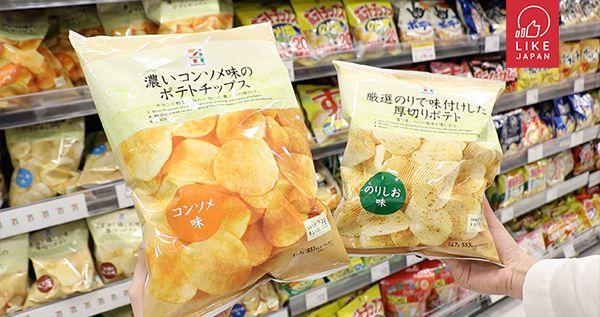 SEVEN PREMIUM薯片