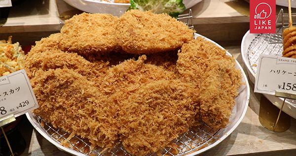 itoyokado 炸豬扒