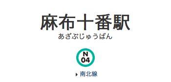 跟著石原聰美坐地鐵遊東京!南北線篇 東京自由行