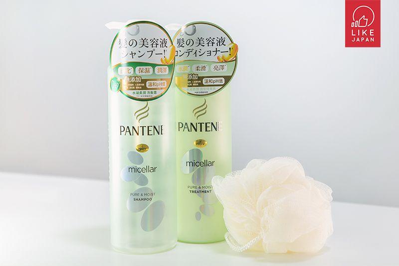 日版Pantene洗髮液推介!對抗夏天扁塌油頭
