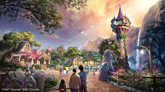 Tokyo Disney Sea 預計2022年開新園區 以《魔雪奇緣》等夢幻作品為主題