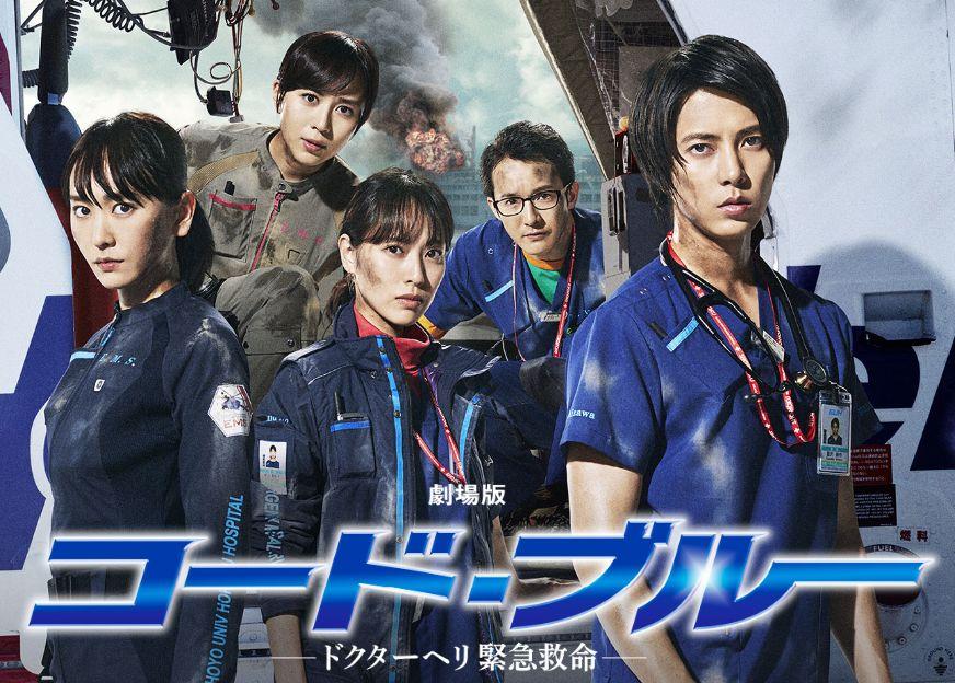 《Code Blue》第1到3季 劇情總簡介