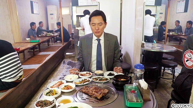 吃第一口時從不NG 《孤獨的美食家》松重豊為演好角色挑戰腸胃極限