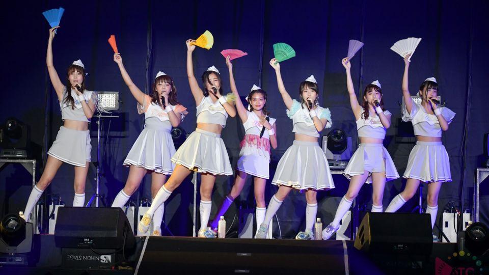 PASSPO☆解散前最後一唱 @JAM EXPO 2018與後輩同台惜別