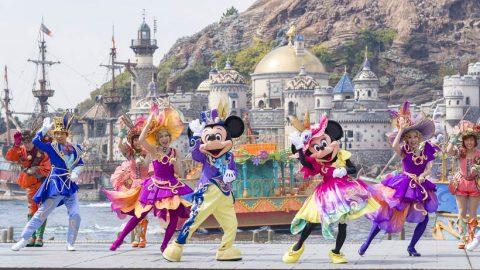 東京迪士尼2019-2020年度活動時間表 東京自由行