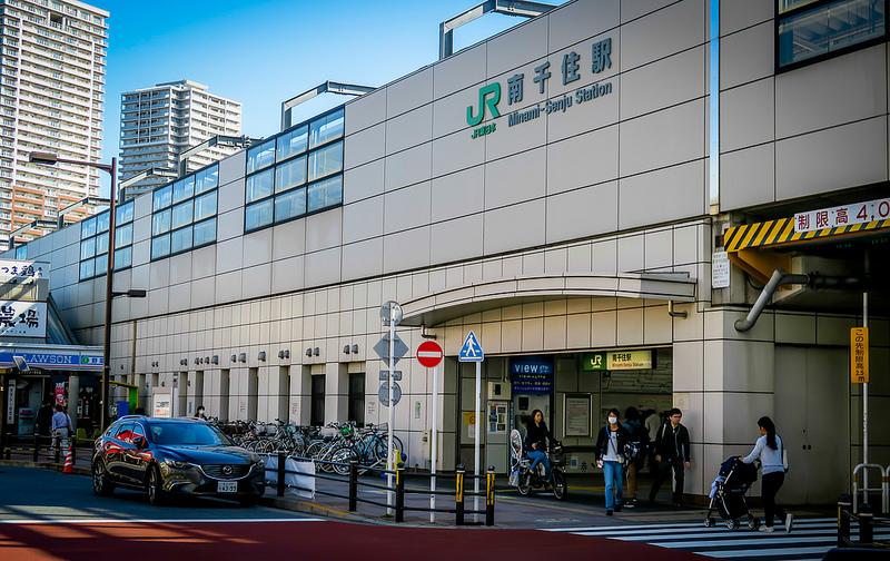南千住旅遊懶人包!景點+住宿+美食 東京區交通完善 價格相宜!東京自由行
