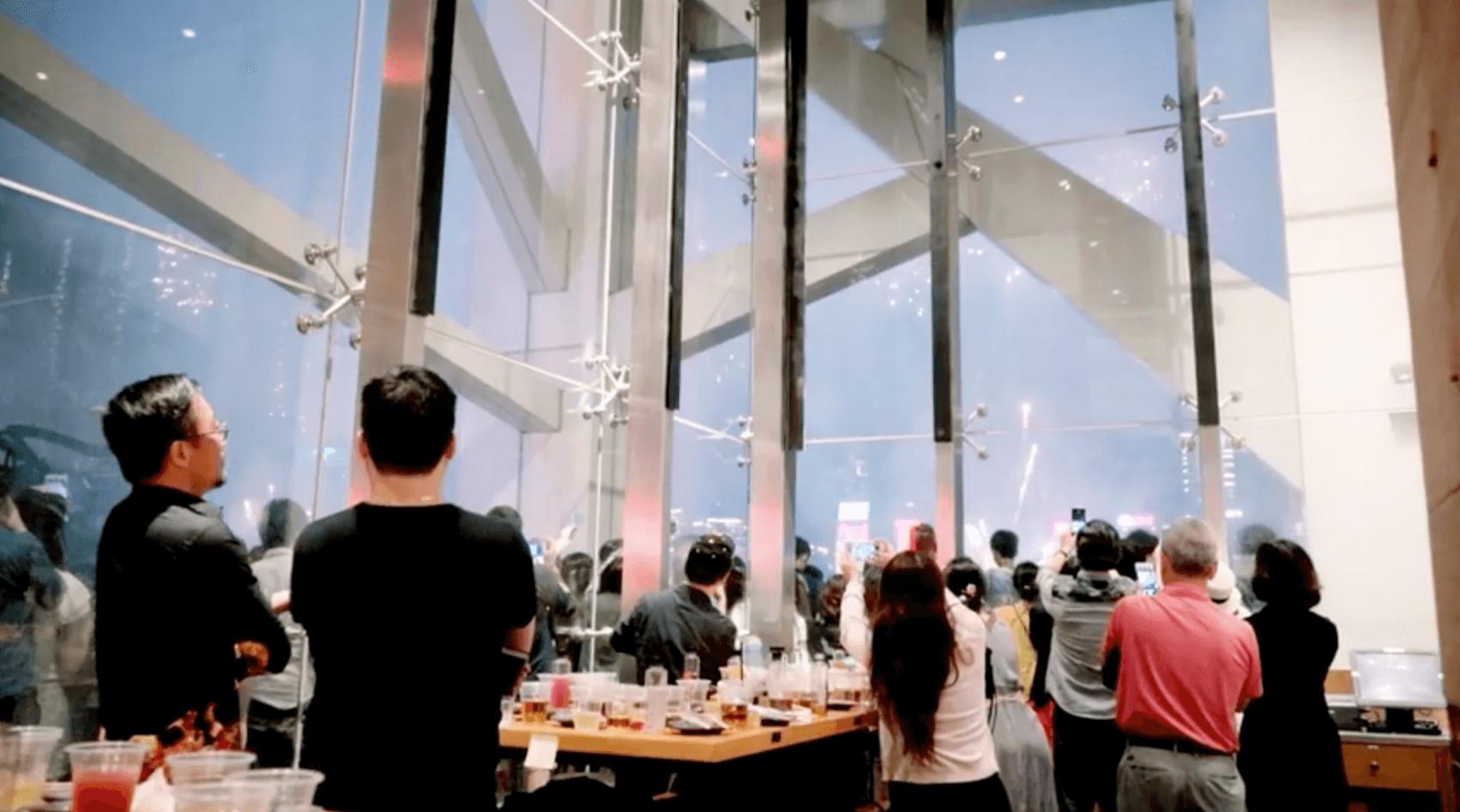 身在香港,體驗一個具日本風味的新年!