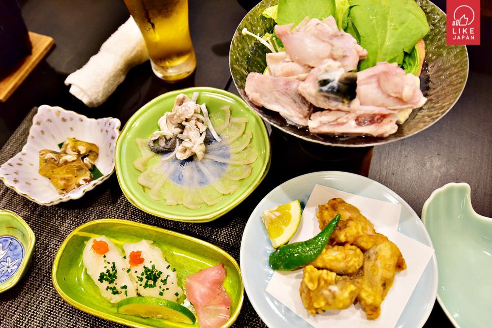 [關門地區景點美食推介] 懷舊港口門司港+自選配料「大學丼」+雞泡魚料理
