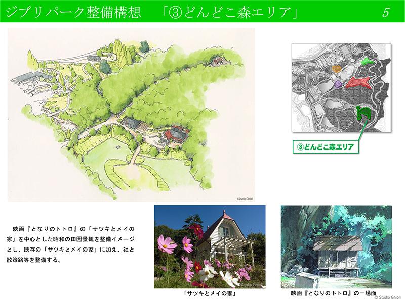 日本愛知縣吉卜力主題公園地圖及設施詳情公開!2022年開幕