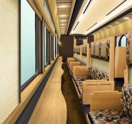 觀光特急「京鐵路 雅洛」2019年3月投入服務 阪急電鐵也染上京都色彩