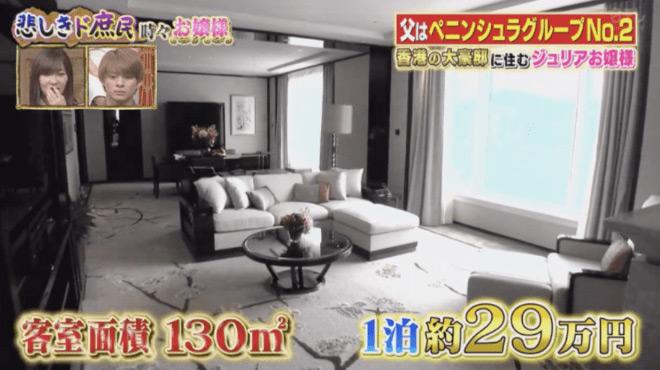 專欄:[日本在香港] 日本節目追訪香港真千金大小姐 極致豪華的一天