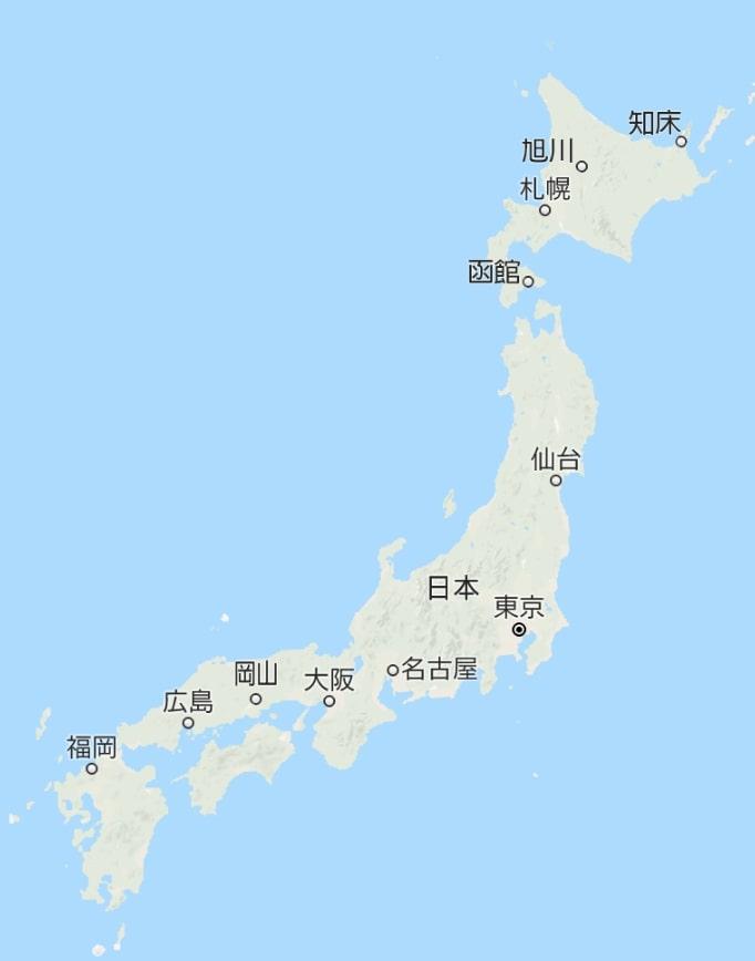 北海道土地問題 日本人都不知道的北海道大小之謎與道民的獨特習慣