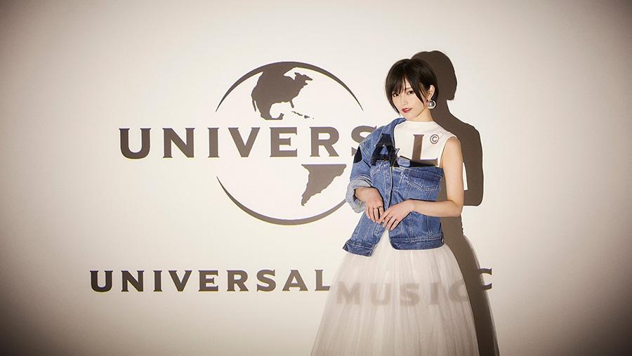 山本彩閃電移籍日本環球音樂!首張個人創作單曲4月17日正式發行!