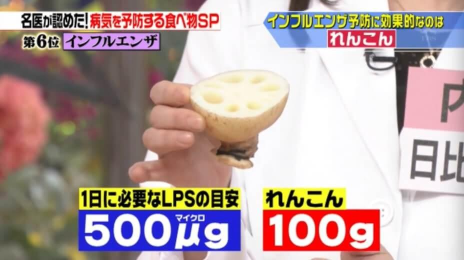 日本節目 介紹舒緩咳嗽、預防流感的食物 度過流感高峰期