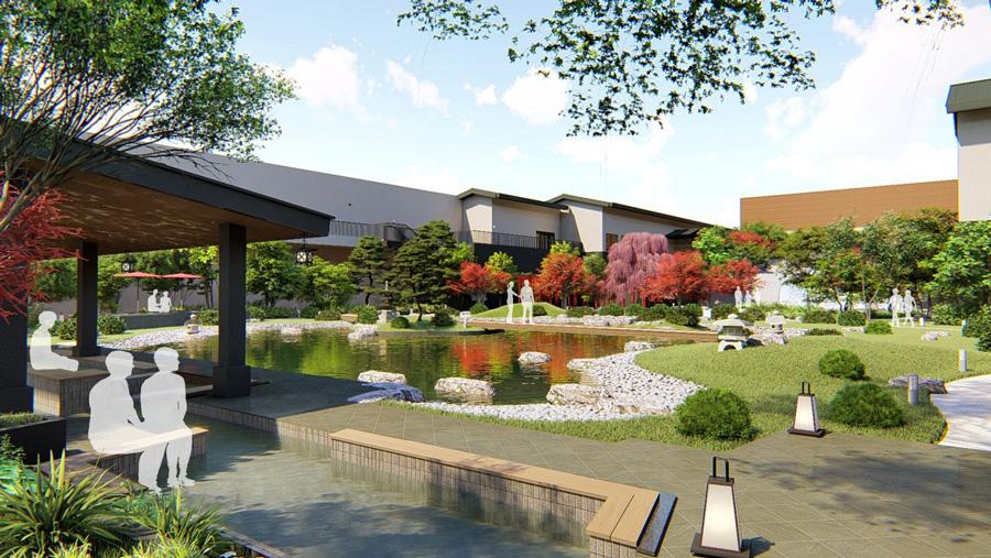 大阪空庭溫泉OSAKA BAY TOWER 關西最大型溫泉主題樂園 正式開幕