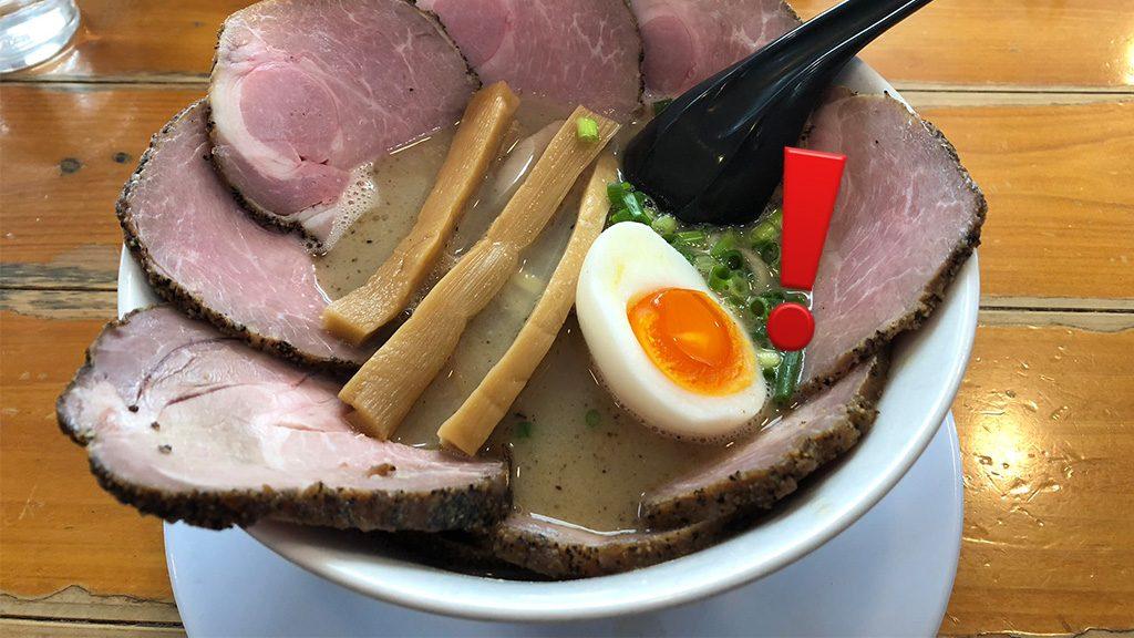 日本沾麵店被偷130溏心蛋!要蛋不要錢的賊?!