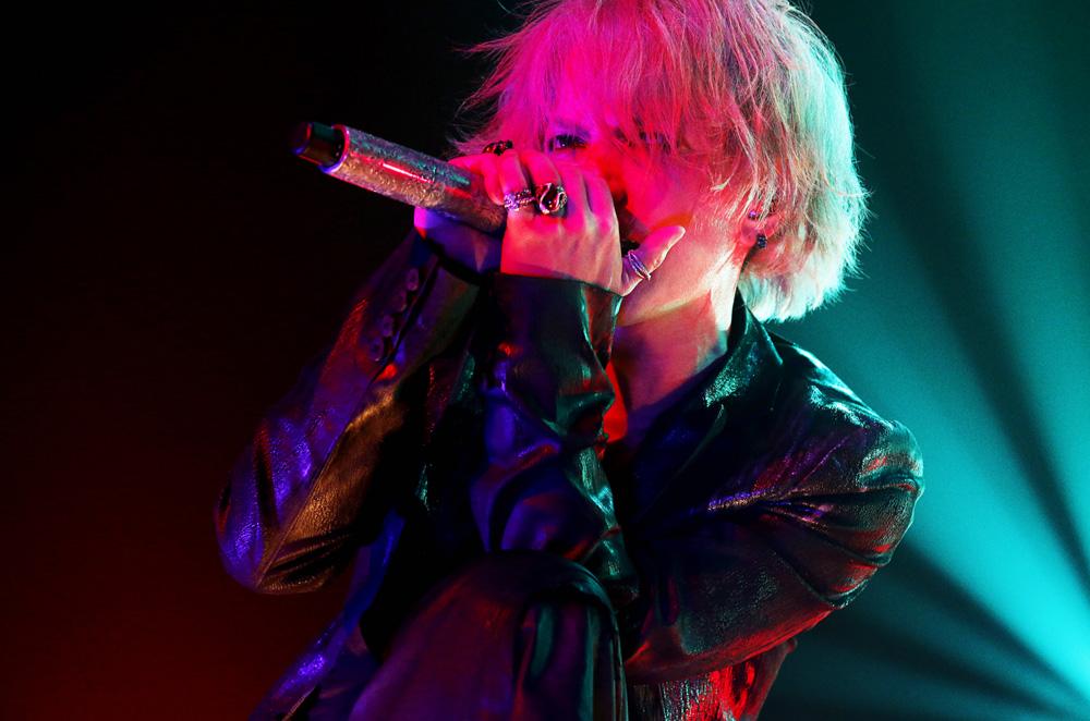 HYDE香港演唱會即將舉行!「因為我是吸血鬼啊。現在開始也很期待去吸亞洲粉絲們的血。」