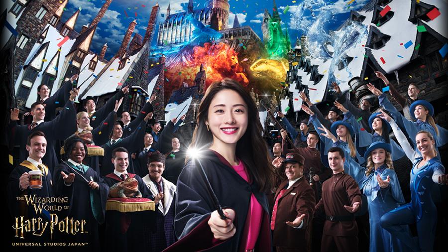2019年春季 USJ日本環球影城 5大活動!和石原聰美慶祝哈利波特魔法世界開幕5週年