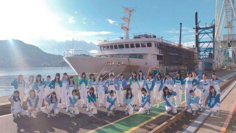48系首個船上劇場終於正式出航!走向海洋夢想的STU48簡介