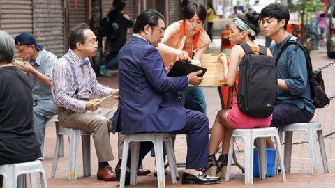 官方推出給日本人的香港美景指南!香港味的日本電影 《信用欺詐師JP》/日本在香港
