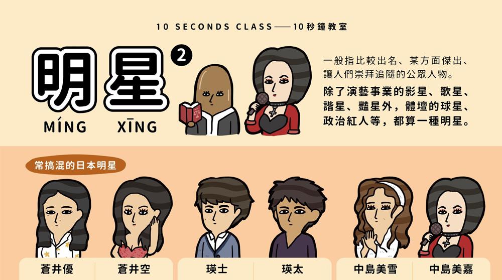 蒼井優?蒼井空?11個讓您搞錯的日本藝人名字XD