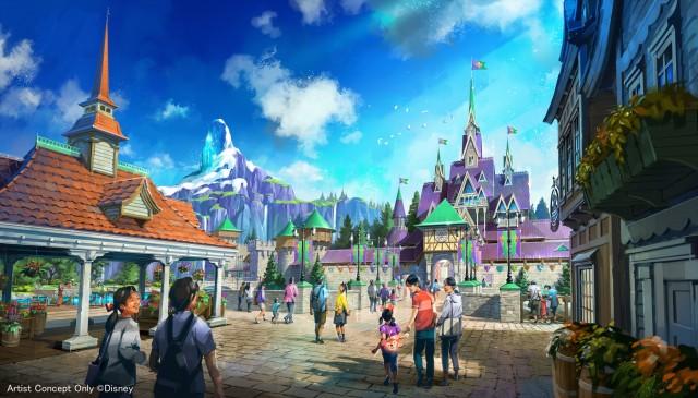 東京迪士尼海洋 全新主題園區名稱及內容 正式發表! 預計2022年開放