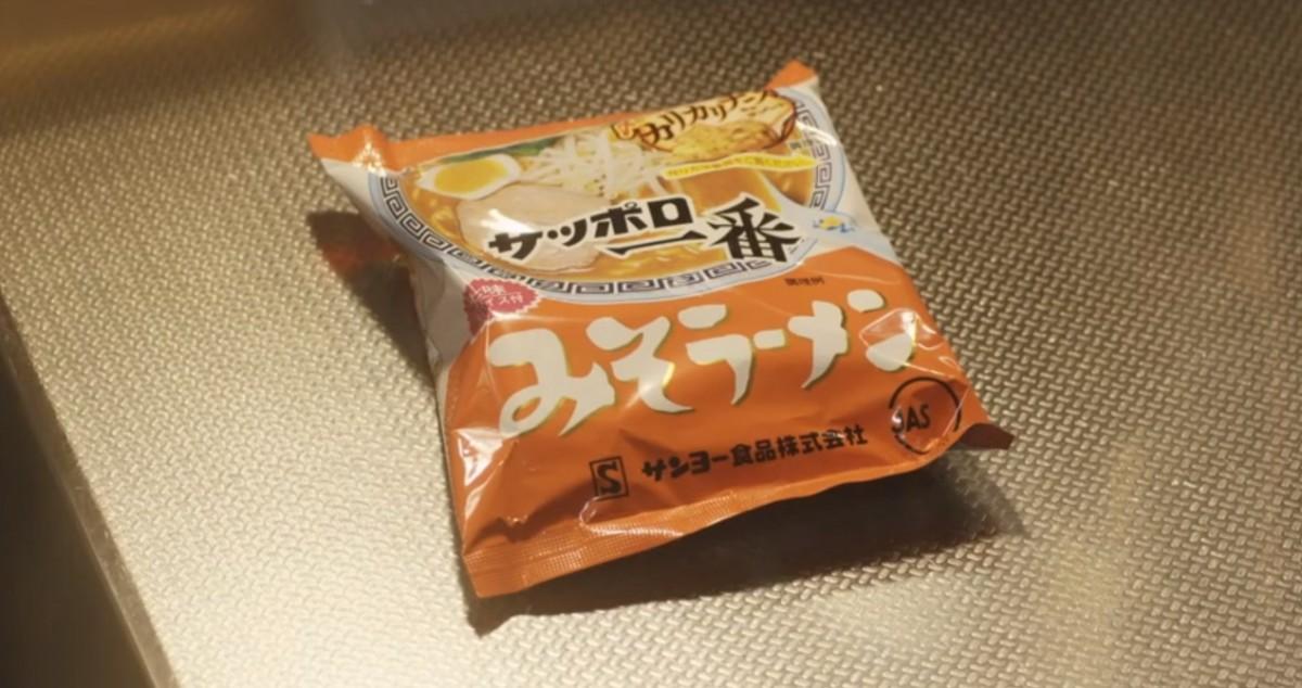 《昨日的美食》美味的拉麵食譜 播出後札幌一番超市存貨一掃而空