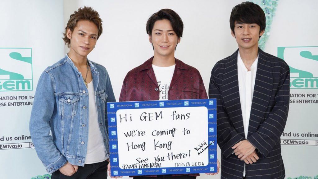 7月即將來港演出 回顧KAT-TUN 2018年充電期回歸後歷程