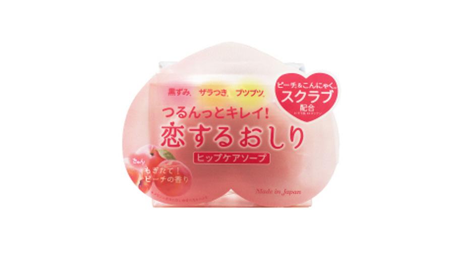 PELICAN戀愛蜜臀肥皂 日本流行超好賣的臀部白滑保養產品