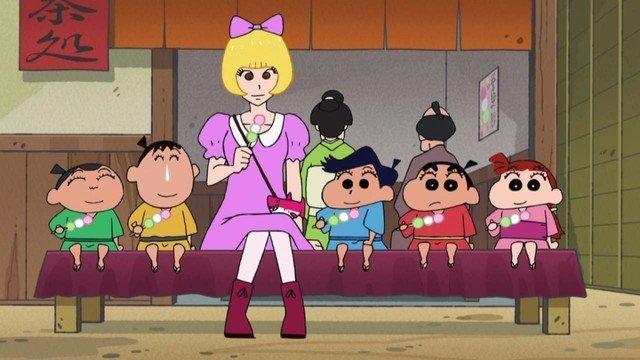 《蠟筆小新》動畫歷代金曲大盤點!6組人氣歌手跨刀應援