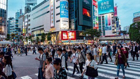 香港人成為全球訪日最頻密旅客!世界第一 / 香港在日本