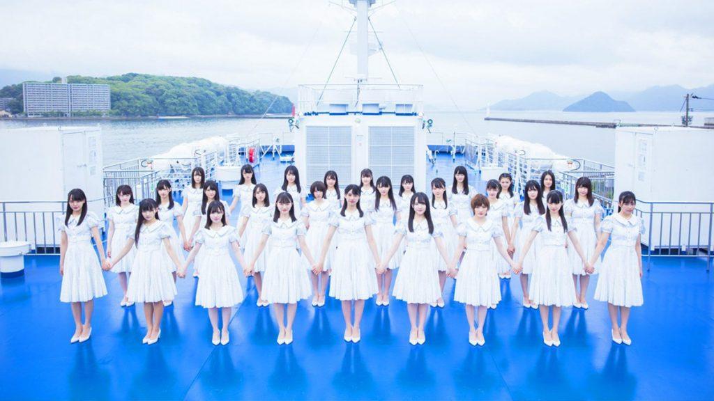 STU48寫下出道以來連續3支單曲冠軍紀錄 宣示:「以船上劇場改寫AKB48家族歷史」
