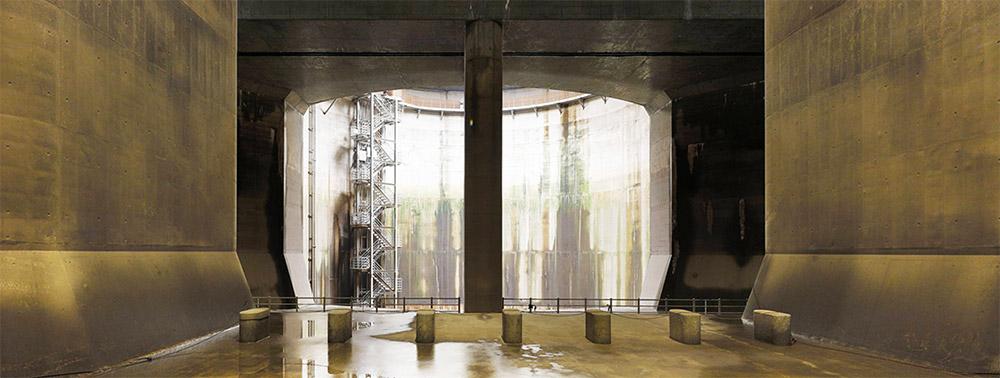 「地下神殿」排水設施大活躍!在颱風19號吹襲期間 發揮排水能力防止水浸