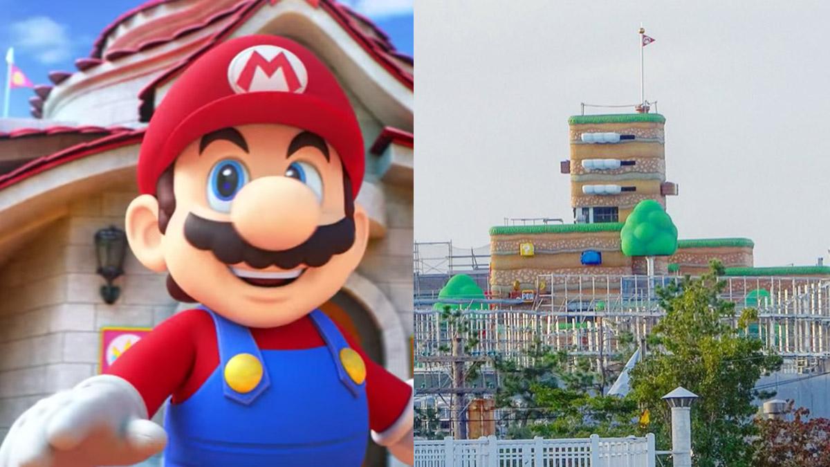 最新進度圖片!日本新景點 USJ日本環球影城任天堂園區2020年登場