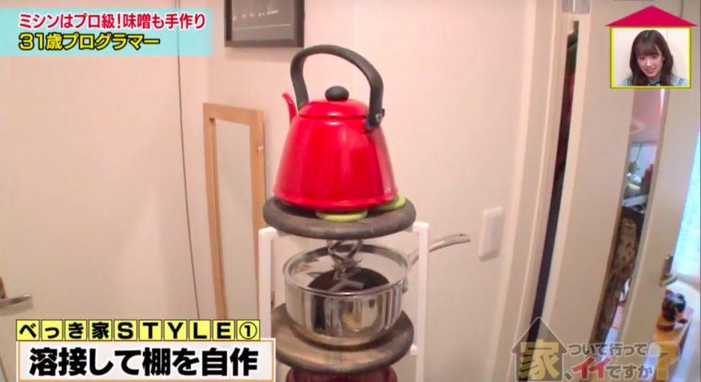 日本家訪節目 女子力超高手作暖男 與妻子超越生死的愛