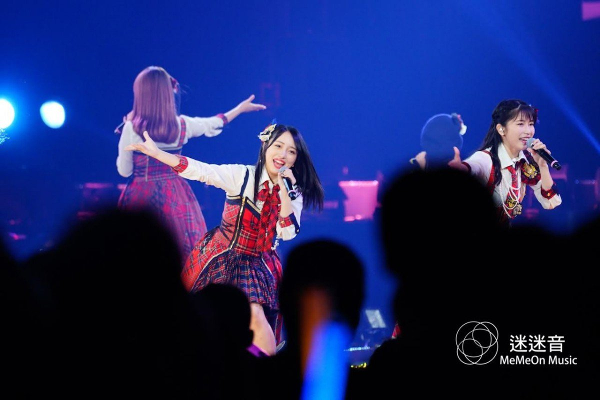 【迷迷現場】 (圖多) AKB48 攻小巨蛋 阿部瑪利亞 畢業「希望成為在台灣最受歡迎的日本人!」