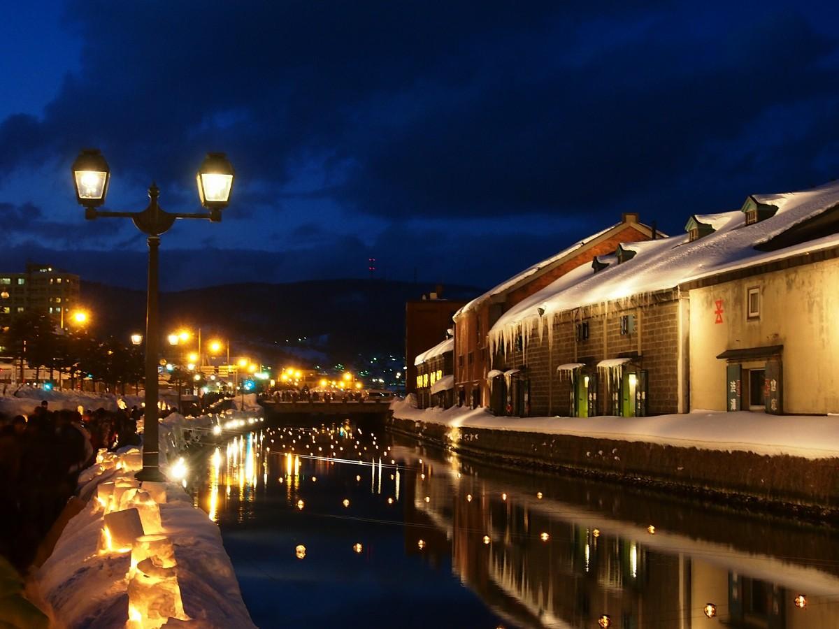 雪化妝+夜景+海鮮+購物   浪漫城鎮小樽&余市旅遊懶人包