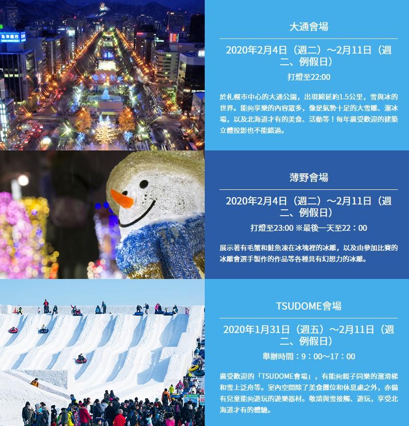 札幌至今零積雪,雪景不再!?2020雪祭能否順利舉行?