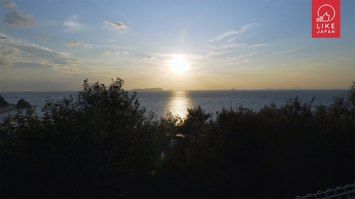 【香川戶外攝影遊】#1 日本人氣Glamping • 夕陽美景