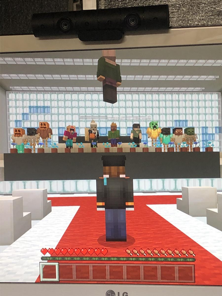 學校停課了?沒關係,我們自己辦畢業典禮!日本小學生在「Minecraft」中舉行畢業典禮