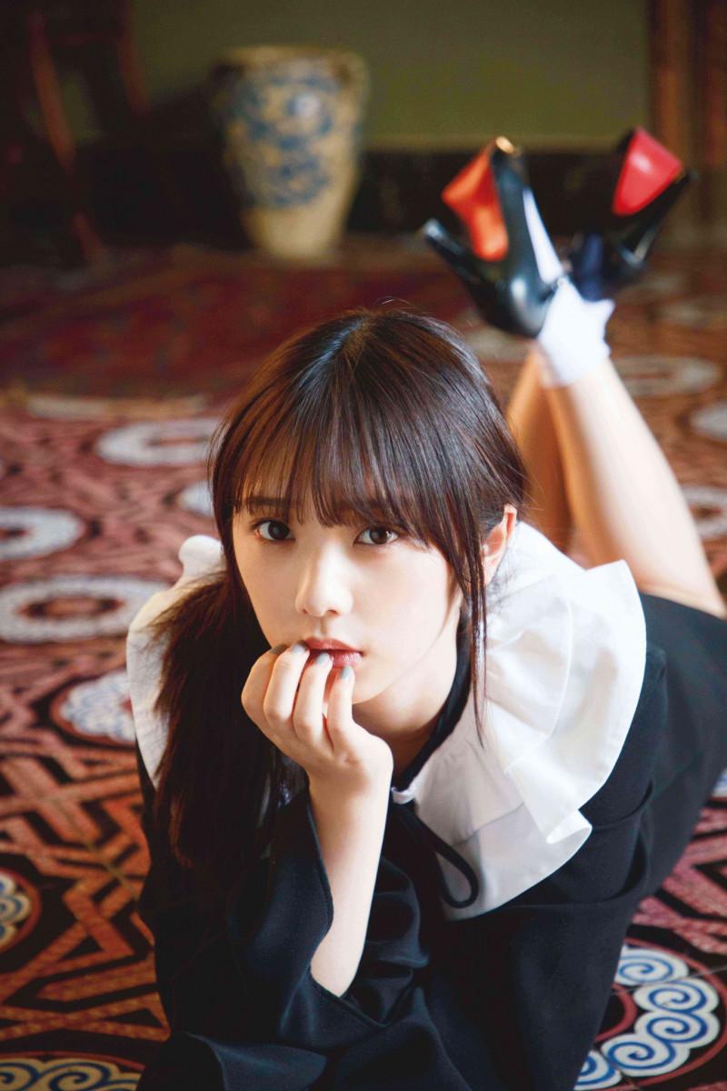 帶性感表情來魅惑大家 乃木坂46 与田祐希2nd寫真集「無口的時間」3月10日發售
