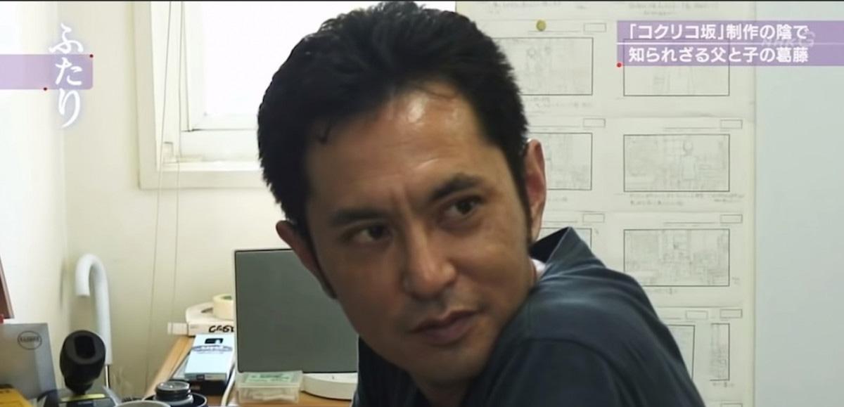 合作推出新動畫 路不同相為謀 父子的戰爭 宮崎駿與宮崎吾朗