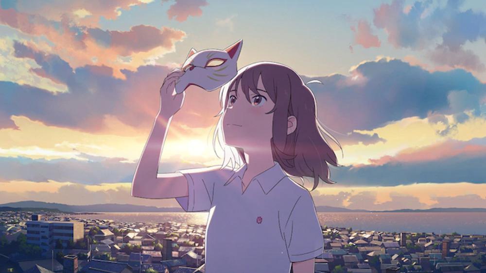 動畫電影《想哭的我戴上了貓的面具》6月18日Netflix上架 闖進可愛貓咪的世界尋找自我的青春物語