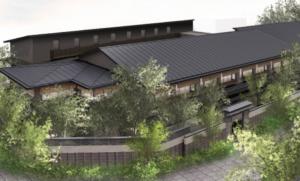 快閃東京都可以住溫泉旅館?位於下北澤「由縁別邸 代田」 預計2020年9月正式開幕