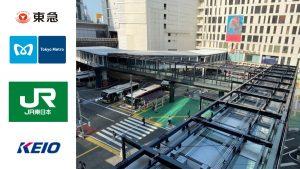 澀谷站開設新行人通道 連接東京地下鐵、JR線、京王等線:注意前往各路線的途徑