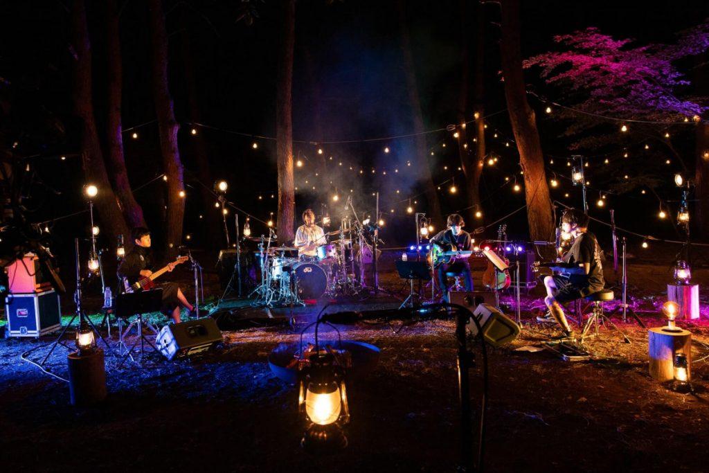 ELLEGARDEN首次免費YouTube Live 一晚限定的野外直播演唱會