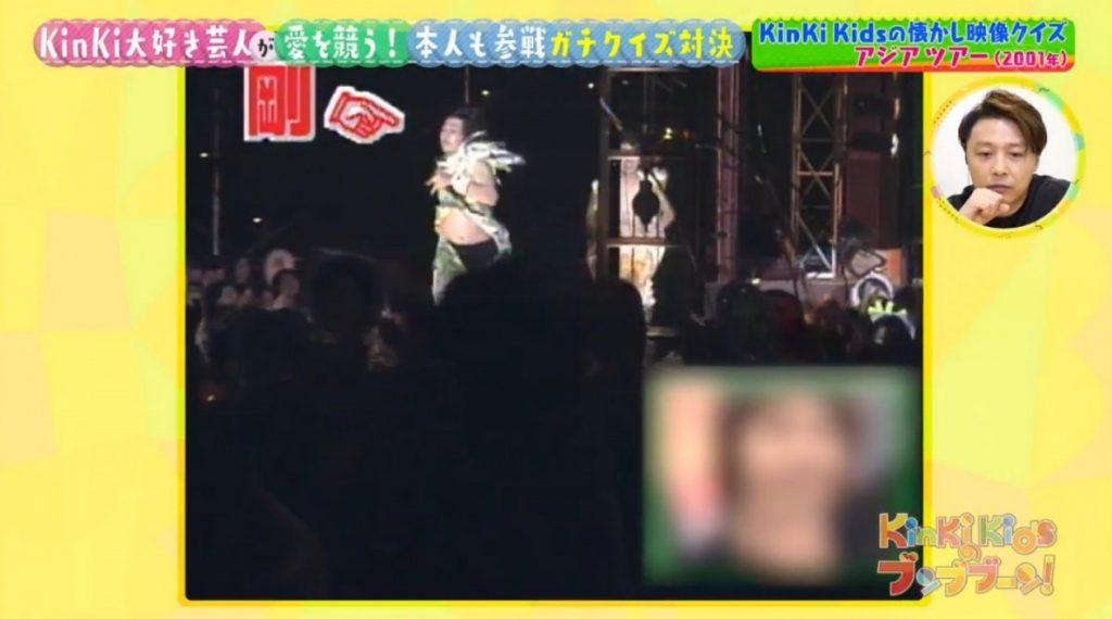 KinKi Kids節目回顧:2001年香港紅館演唱會片段