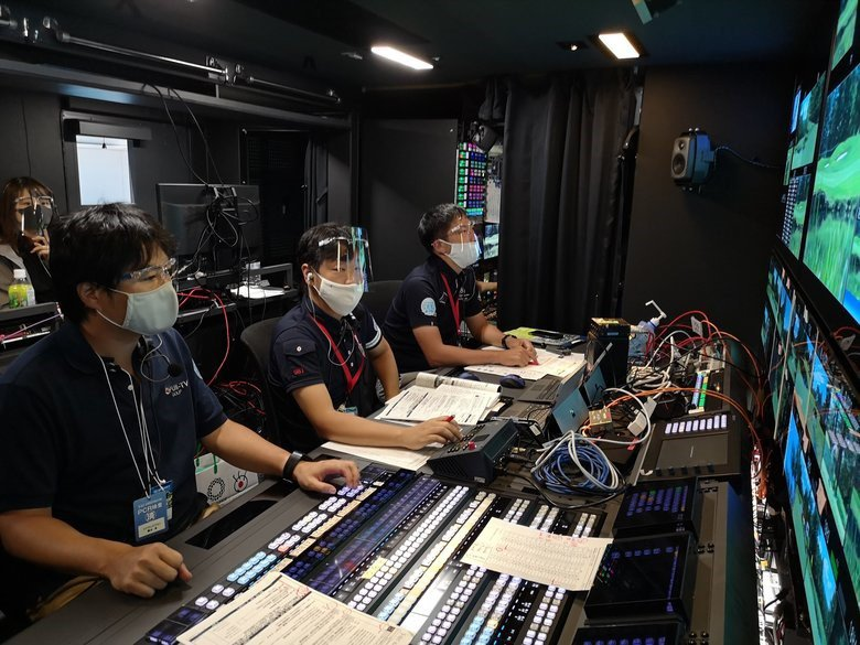 New Normal:富士電視台 無觀眾高爾夫球大會「NEC輕井澤72高爾夫球賽」